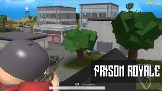PUBG EN ROBLOX! - ¡Prisión Royale!