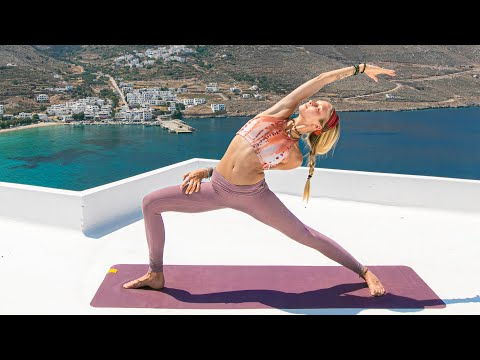Total Body Yoga Flow | Morning Yoga Class: Awaken