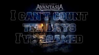 Avantasia - The Haunting (Lyrics Video)