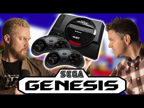 Sega Genesis Flashback - Let's Play & Chat