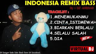 DJ MENEMUKANMU SUPER BASS 2018    INDOENSIA REMIX BASS    DJ SKYZO TRAP