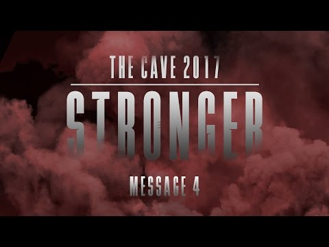 The Cave 2017 | Surrender sacrifice: change the world | Perry Noble