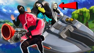 (EPIC!) FORTNITE HACKER BATTLE ROYALE CHAPTER 2!? chad wild clay cwc vy qwaint project zorgo ninja