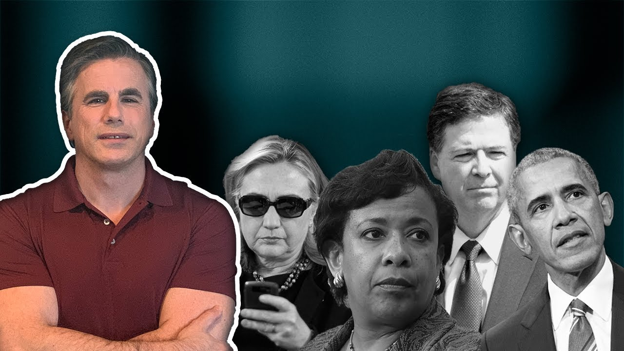 "Judicial Watch Fitton: How Clinton Email Scandal and Deep State Targeting of Trump Are ""Two Sid"