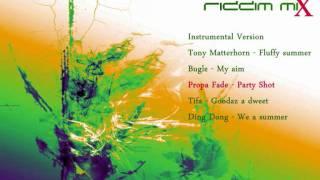Party Shot Riddim Mix [July 2011] [E5 Records]