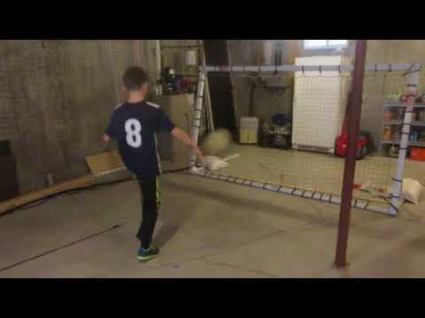 u11 Tekk rebounder soccer