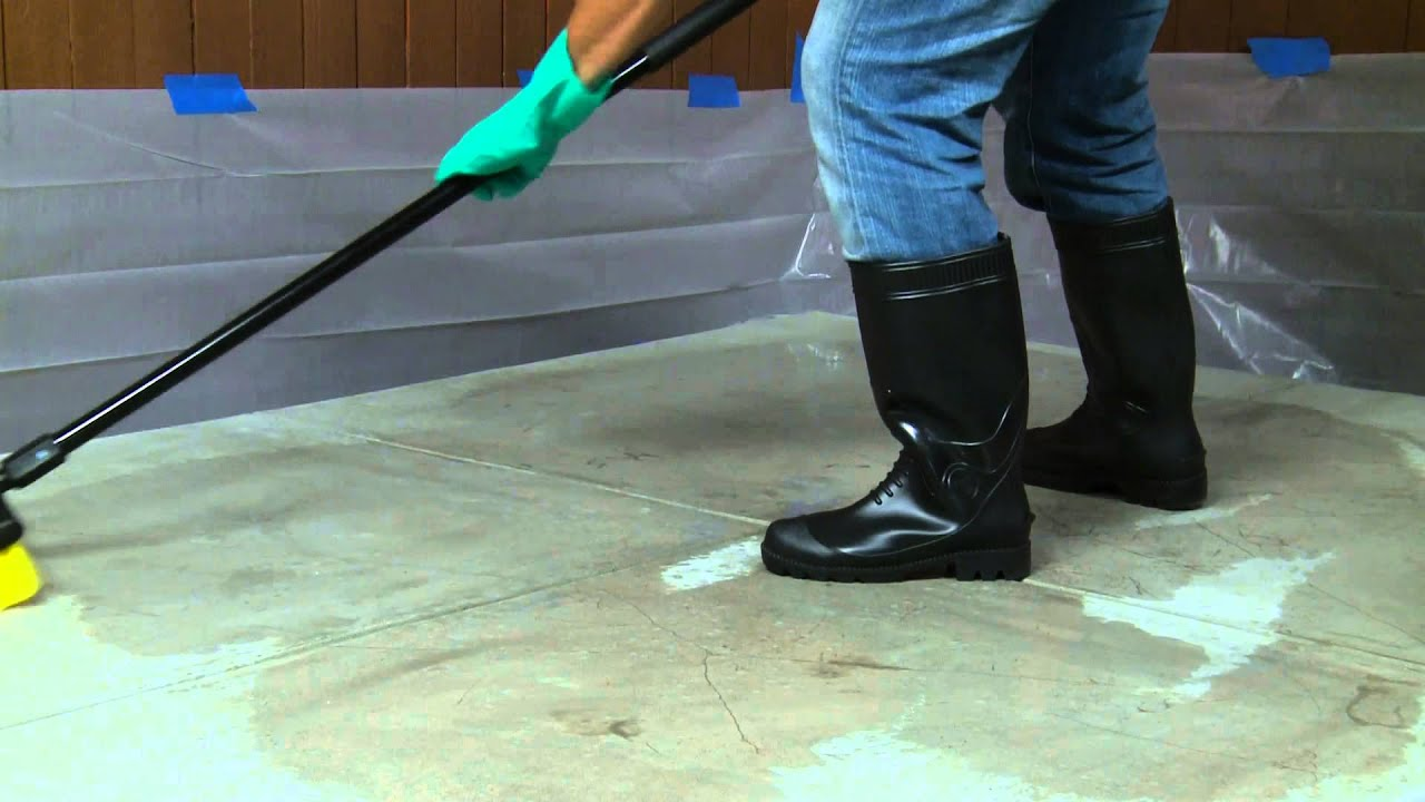 apply behr premium porch patio floor