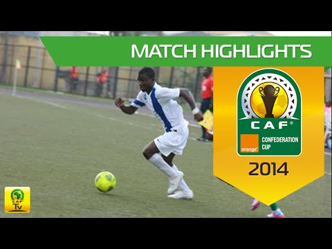 AC Leopards vs. Séwé Sport   2014 Orange CAF Confederation Cup   Semi-Final (2nd Leg)