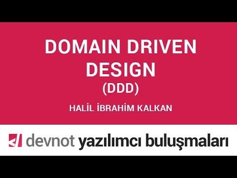 Domain Driven Design(DDD) - Yazılımcı Buluşmaları
