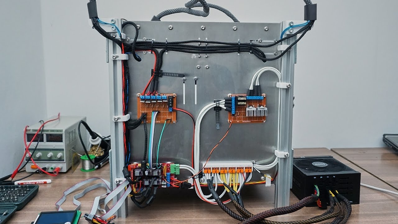 Re building a 3d printer part 3 cables and - Where can i buy a 3d printed house ...