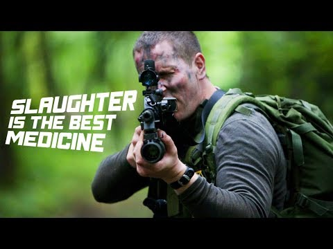 Slaughter Is The Best Medicine | Action Movie | Drama | Mystery | Free Film