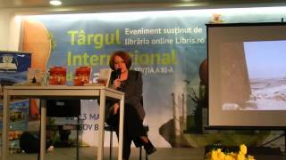 targul international de carte si muzica brasov 2014   daniela zeca   buzura