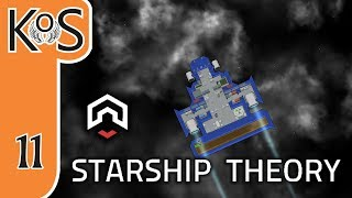 Starship Theory Ep 11: DOMESTIC ACCOUTREMENTS - Colony Builder/Survival, Let