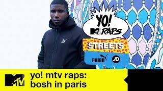 YO! MTV RAPS STREETS: Paris. Bosh shows Myriam his Paris | MTV UK