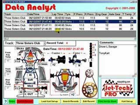 Jet-Tech Pro -- Data Analyst
