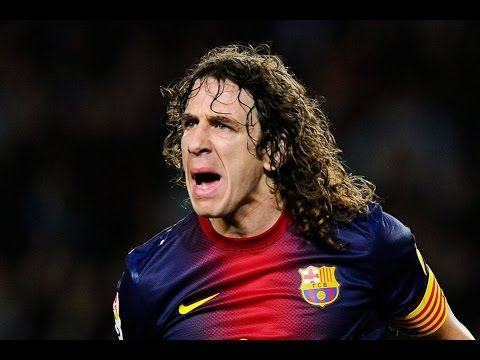 Carles Puyol - The best defender in the world
