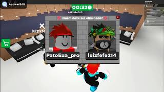 Test of Interesseira and Trollagem | ROBLOX-Big Brother Brazil (BBB) * Mr. Enzo *