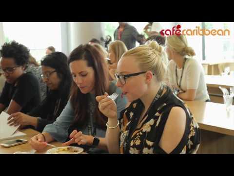 Debenhams Workshop with Cafe Caribbean Head Chef Warren