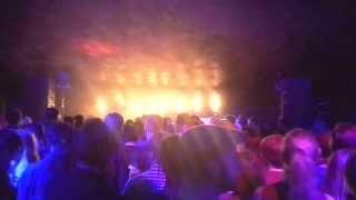 Micronaut live @ Audio Invasion 2013, Leipzig