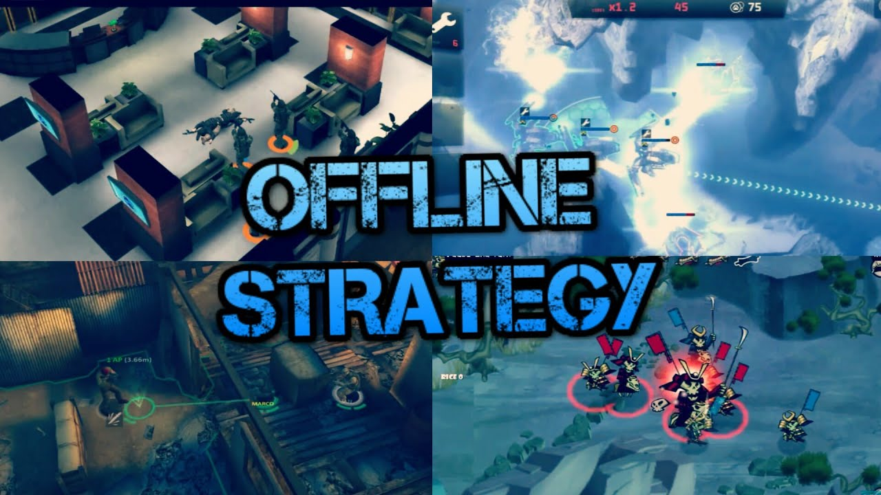 Top 10 offline strategy games for iPhone& ipad 2018