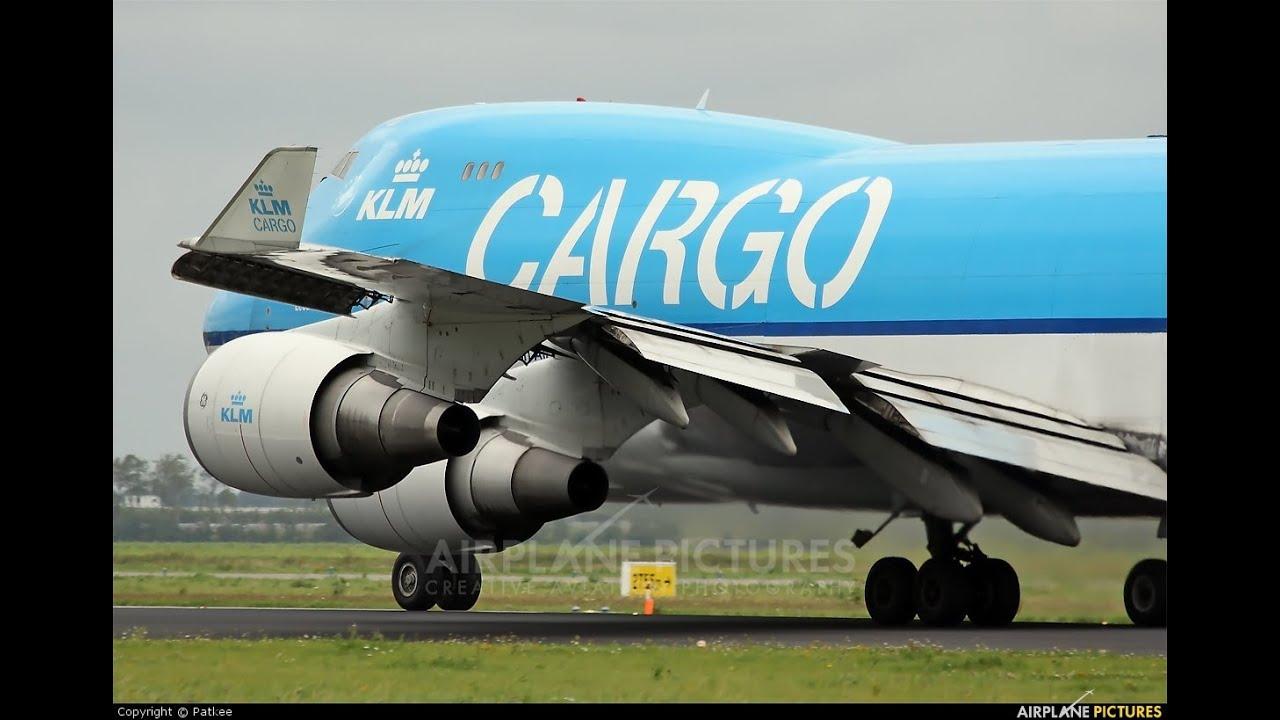 Decolagem Em Campinas Viracopos 747 400f Klm Cargo Youtube