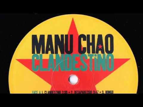 Manu Chao - Clandestino (1998 Virgin LP) Full Album