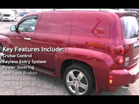 2009 Chevrolet HHR Panel 2LT for sale in Angola, IN