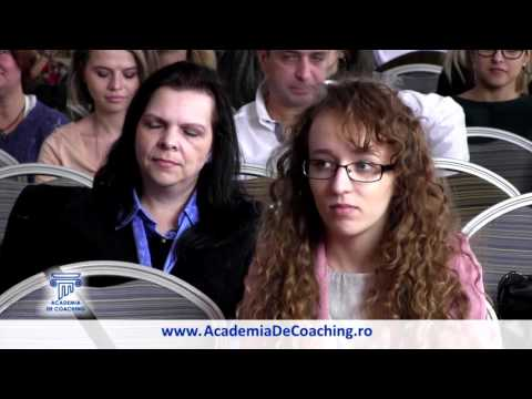 Initiere in coaching cu Loredana Latis, Academia Romana De Coaching, 25 oct 2015 partea 1
