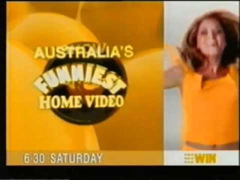 WIN Promo Australias Funniest Home Videos 2003