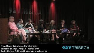 Women Writers on Life After 50 with Erica Jong and others