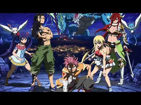 Fairy Tail Dragon Cry Ost - Seven Stars Judged