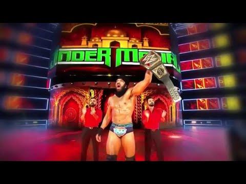 WWE Wal3ooha: اللمسة الأخيرة للفنّان، ناكامورا
