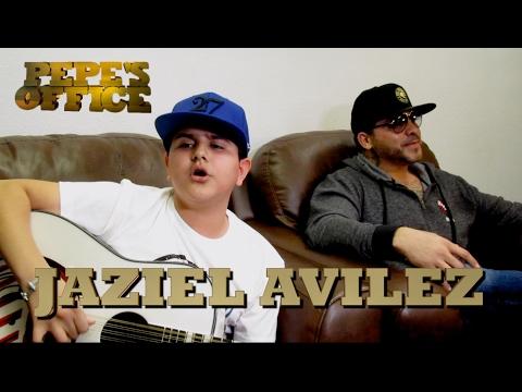 Angel Del Villar presenta a JAZIEL AVILEZ - Pepe's Office