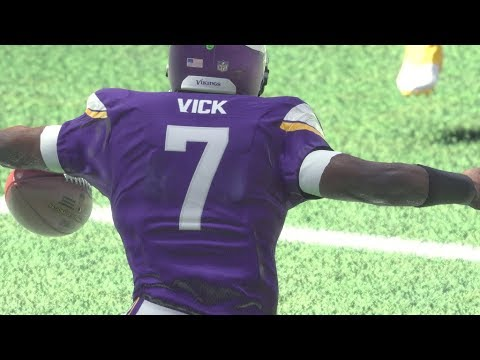 Madden 18 Top 10 Plays of the Week Episode 13 - Greatest Michael Vick Run of His Career
