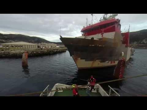 Måløy til Båtbygg