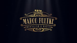 Zoom Magic Show Marco Pultke