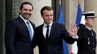 Саад Харири: из Парижа - в Бейрут