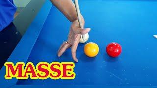 Masse bida - Hướng dẫn kỹ thuật và cách đánh cho người mới tập chơi