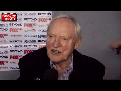 Game of Thrones Season 4 & Red Wedding Pycelle Interview - Julian Glover