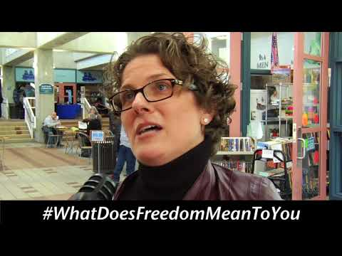 What Does Freedom Mean To You? - Part 30