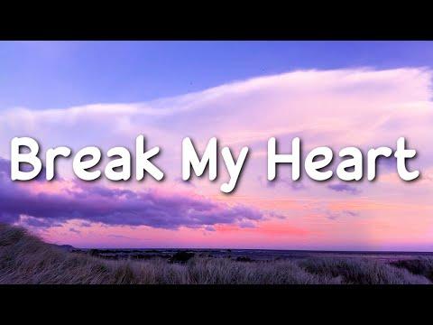 Dua Lipa - Break My Heart (Lyrics) 🎵