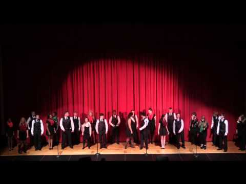 Steubenville High School Jazz Choir: 12_10_15