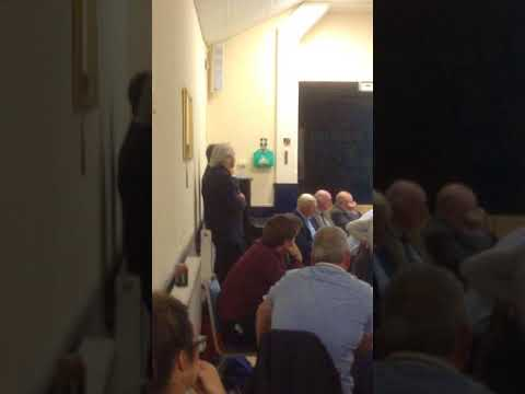 """Video 27 Ian Wilson of Corstophine & Wright  - """"Who mentioned 7 storeys?"""""""