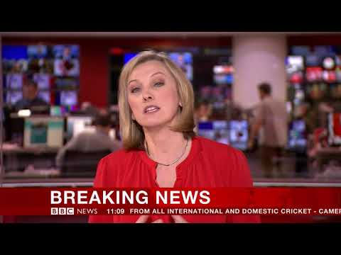 Martine Croxall BBC Newsroom Live March 28th 2018