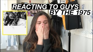 GUYS BY THE 1975 REACTION