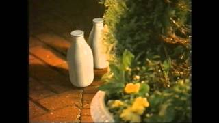 Wake Up To Milk (Dancing Milk Bottles) Advert - 1992, UK