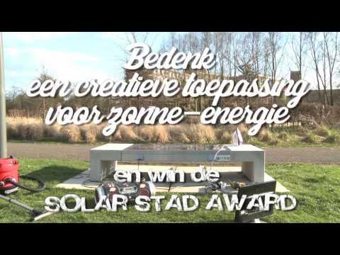 Win de 'Solar Stad Award' van Hasselt