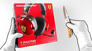 The Fanciest Gaming Headset Yet? (Ferrari Edition)