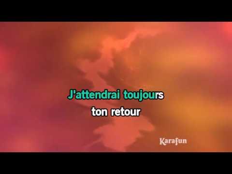 Karaoké J'attendrai - Dalida *