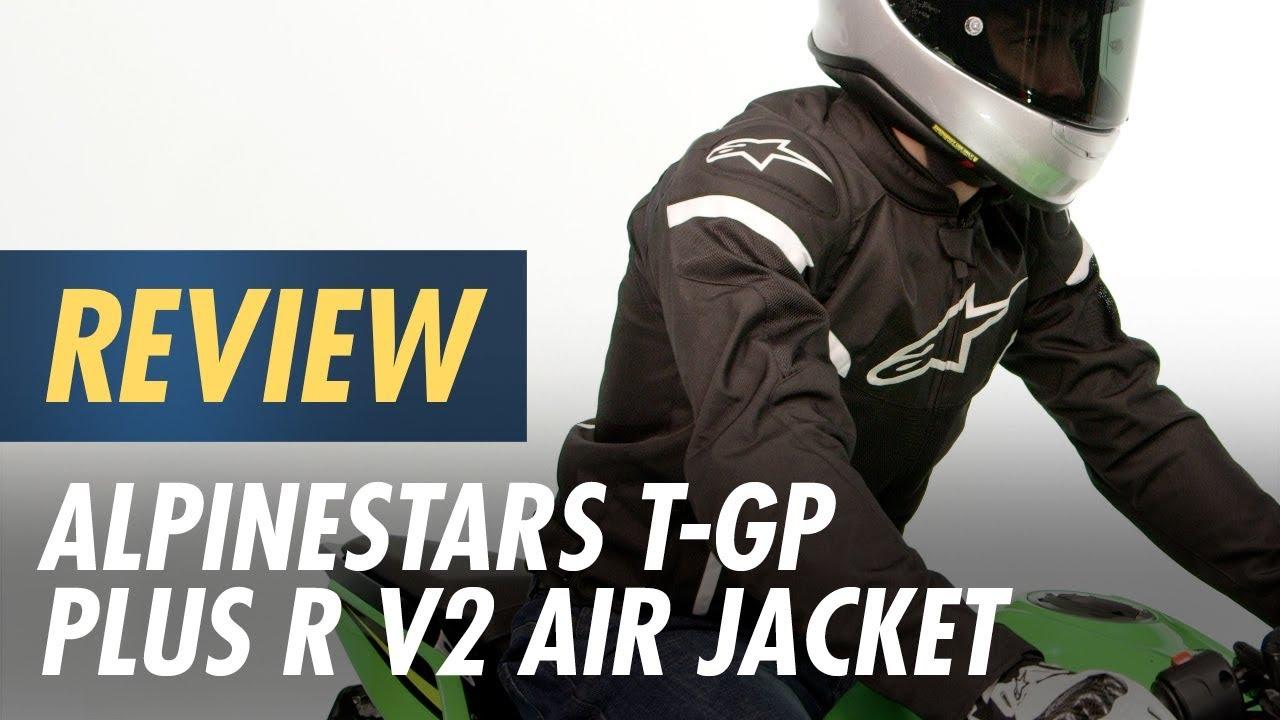 Alpinestars T Gp Plus R V2 Air Jacket Review At Cyclegear